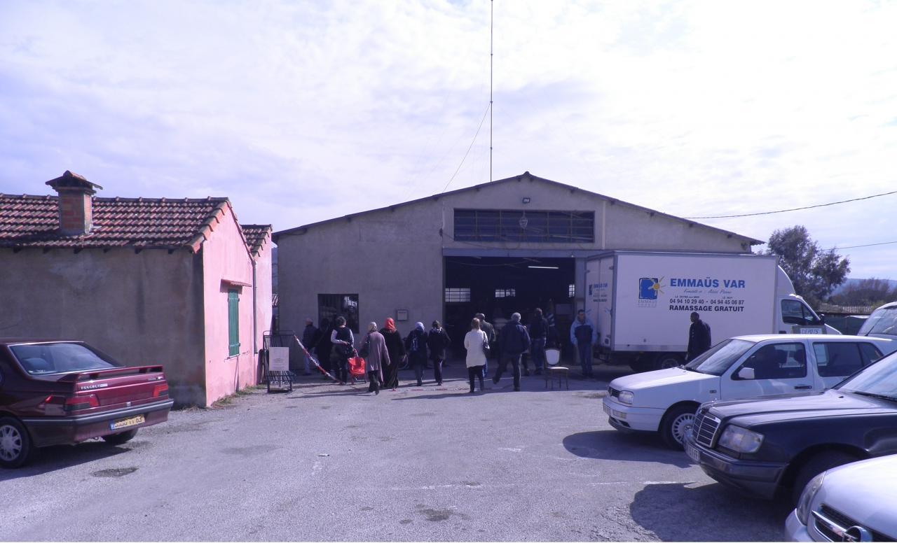 Emmaus Var - Depot-Vente Le Muy